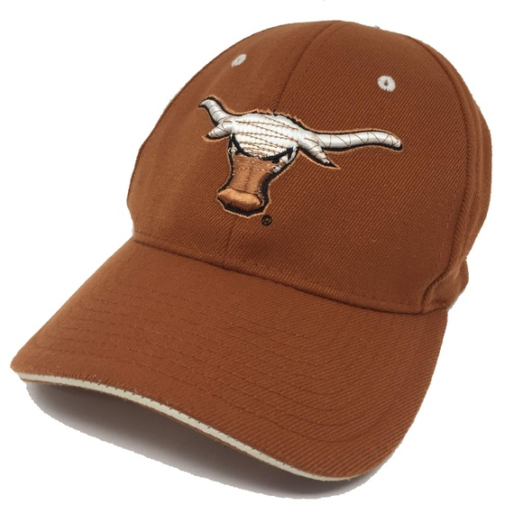 fd8b364d2af54 NCAA Texas Longhorns Zephyr M L Orange Hat